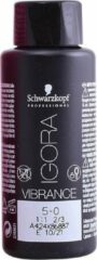 Schwarzkopf Igora Vibrance Nº5-0 Light Brown 60ml