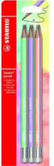 Stabilo potlood Swano pastel, blister van 6 stuks
