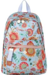 Oilily Groovy Sunflower Backpack LVZ OILILY 401 light blue