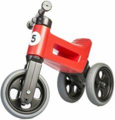 Funny Wheels Rider Sport Cool Loopfiets - Loopfiets - Jongens en meisjes - Rood