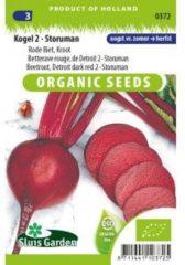 Sluis Garden Rode biet biologische zaden - Kogel 2 - Storuman