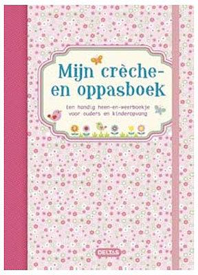 Afbeelding van Bruna Mijn crèche- en oppasboek - Boek Deltas Centrale uitgeverij (9044744151)