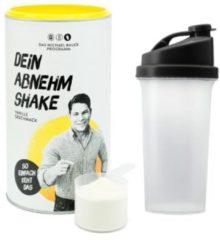 Michael Bauer Dein Abnehm Shake & Shaker Starterset Vanille