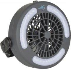 Grijze Bo-Camp Ventilator/hanglamp - 110 Lumen