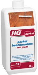 Schoonmaakmiddel - HG - Parket beschermfilm met glans - Quality4All