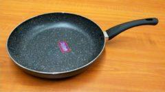 Zwarte Volkskuchen Koekenpan - Ø 20 cm