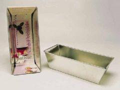 Zilveren Patisse cakevorm 35 cm