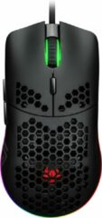 Zwarte Sumvision Raijin Pro Gaming Mouse RGB LED