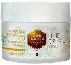 De Traay Huidcreme honing BDIH (1 pot van 100 ml)