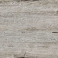 Grijze FMD Eettafel 70 cm zandeikenkleurig en wit