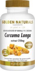 Golden Naturals Curcuma Longa (180 veganistische capsules)