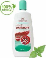 Hristina Anti-Roos Herstel Shampoo - 100% Natuurlijk - 400 ml