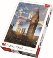 999 Games London in de ochtend, 1000 stukjes Puzzel