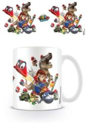 Pyramid International Super Mario Odyssey Mug - Cap Montage