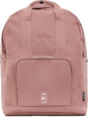 Lefrik Capsule Laptop Rugzak - Eco Friendly - Recycled Materiaal - 14 inch - Roze