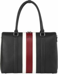 Zwarte Socha Business Laptoptas BB Red Stripe 15.6''