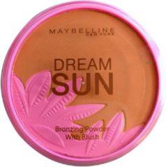 Bronze Maybelline Maybeline, dream sun - terra abbronzante + blush 08