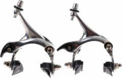 Promax Knijprem Set Eco Aluminium Zilver