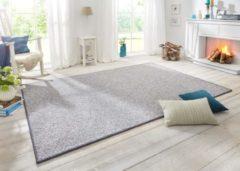 BT Carpets Vloerkleed Wolly Grijs 102840 BT Carpet-[Afmetingen:160 x 240 cm]-[Afmetingen:160 x 240 cm]