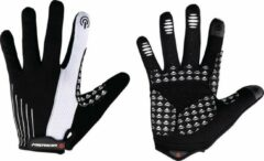 Merida HANDSCHOENEN LANG LIGHT SPORT ZWART/WIT M