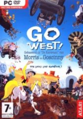 Atari Go West! - Een Lucky Luke Avontuur! - Windows