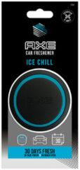 Axe Luchtverfrisser Gel Can Ice Chill Zwart/blauw
