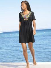 Tunika-Shirt Alba Moda schwarz