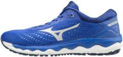 Mizuno Sportschoenen - Maat 38.5 - Vrouwen - blauw/zilver