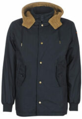 Blauwe Parka Jas Harrington SID