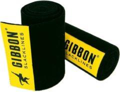 Gibbon Slacklines - Treewear - Boombescherming maat 100 cm, zwart