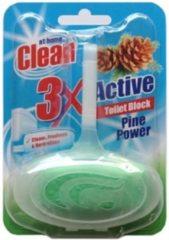 At Home Clean Toiletblok Pine - 40 gram