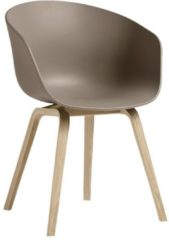 Beige HAY About a Chair AAC22 Stuhl