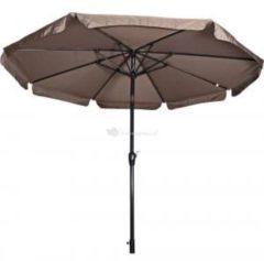 Outdoor Living Parasol Libra taupe Ø3mtr