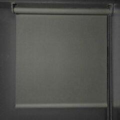 Antraciet-grijze Gordijnenhuis Rolgordijn lichtdoorlatend - 300x180 antraciet