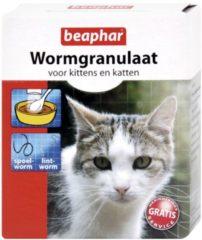 Beaphar Wormgranulaat Kat - Anti wormenmiddel - per stuk 0.7 Tot 6 Kg