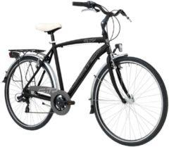 28 Zoll Herren Trekking Fahrrad 18 Gang Adriatica Sity 3 Man Adriatica schwarz