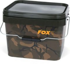 Fox Camo Square Bucket | 10L