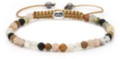 Karma Jewelry Karma Armband Spiral Imagination Rose Crystal