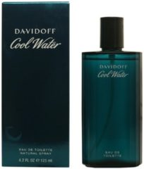 Davidoff MULTI BUNDEL 2 stuks COOL WATER eau de toilette spray 125 ml