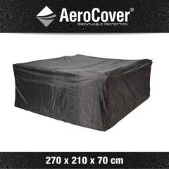 Antraciet-grijze AeroCover Loungesethoes 270 x 210 x 70