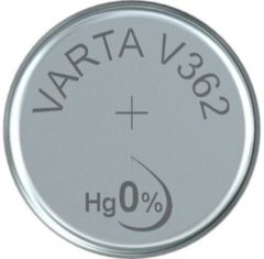 Varta 1x 1.55V V 362 Single-use battery SR58 Zilver-oxide (S) 1,55 V