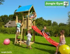 Jungle Gym | Castle | DeLuxe | Groen