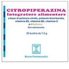Bruno farmaceutici Citropiperazina 20 bustine