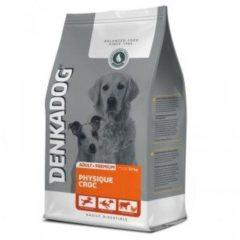 Denkadog Physique Croc - Hondenvoer - Rund Kip Vis 12.5 kg - Hondenvoer