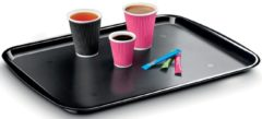 Take A Break by CEP dienblad, ft 53,2 x 37,2 x 2 cm, zwart