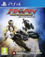 Nordic Games MX vs ATV Supercross Encore - PS4