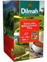 Dilmah English breakfast classic 25 Stuks