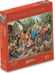 Art Revisited V.O.F Puzzel - Tuinfeest - Marius van Dokkum (1.000 stukjes)