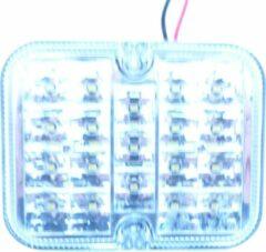 Witte BWN Achteruitrijlicht LED 100*80*25