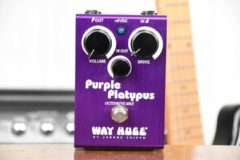 Paarse Way Huge WHE800 Purple Platypus Overdrive MKII